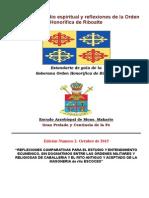 2da.edicion. Octubre 2015, Orden de Riboalte