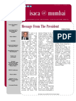 Mumbai Chapter E-journal 2014-15 Issue - 3
