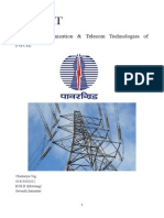 Communication Technologies Augmenting Power Transmission