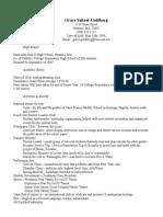 gmsg college resume1