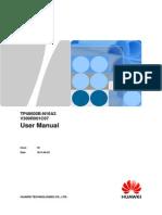 TP48600B-N16A3 V300R001C07 User Manual 02