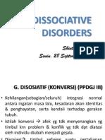 3.1.5.4 - Dissociative Disorders (Desmi)