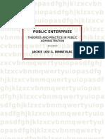 Public Enterprise