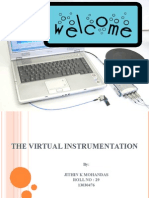 The Virtual Instrumentation