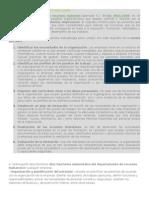Recursos Humanos Según ISO 9001