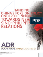 Understanding China's Foreign Policy Under Xi Jinping