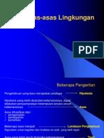 PB5 (Asas-Asas Lingkungan)