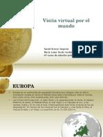 Vista Virtual Por El Mundo Presentación de Diapositivas