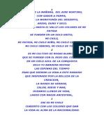 Libreto Acto Sabado Criollo