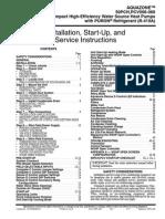 50pch Pcv Installation Startup Service 50pc 3si