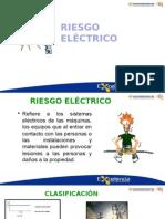 DIAPOSITIVAS RIESGO ELÉCTRICO Y MECÁNICO.pptx