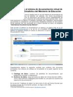 Guía de Acceso Al Sistema de Documentación Virtual