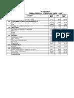 Evaluacion Social Sistema de Riego Ticani Alternativa 01