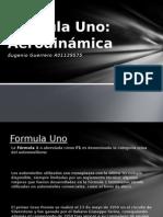 Mecanica de Fluidos Formula 1