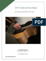 Jazz Guitar Free Lessons PDF Compil