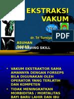 Ekstraksi Vakum