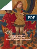 I y II Vísperas de San Miguel Arcángel. 29 de septiembre