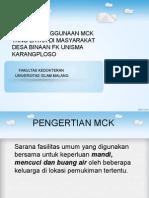 promkes MCK