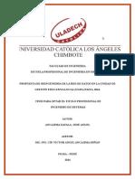 PROPUESTA DE REINGENIERÍA DE LA RED DE DATOS EN LA UNIDAD DE GESTIÓN EDUCATIVA LOCAL (UGEL) PAITA, 2014.