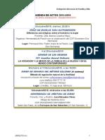 Agenda Pastoral Familiar 2015, 28_septiembre