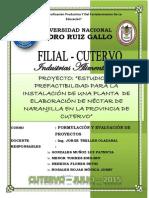 PROYECTO ELABORACION DE NECTAR DE NARANJILLA.pdf