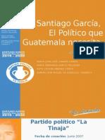 El Político Que Guatemala Necesita