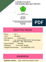 Presentasi Laporan Kasus Rhinosinusitis