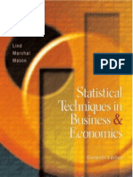 statistical techniques in business and economics 17th edition pdf