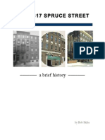 History of 1315-1317 Spruce Street