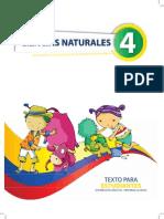 Libro Del Estudiante Naturales 4to