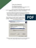 Config Servidores, Proxy y VPN