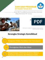 Paudni - Seminar Nasional Fifgroup 2015