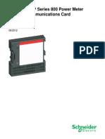 Tarjeta Comunicacion Ethernet