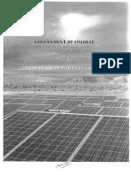 Gujarat Solar Power Policy 2015