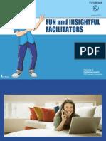 Fun and Insightful Facilitators - Seminar Nasional FIFGROUP 2015