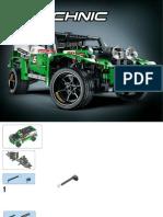 42039 Masina Lego