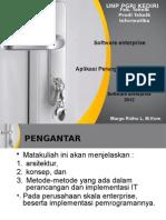 PLE P01 Software Enterprise