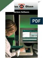 ESP-200 Horizon Software