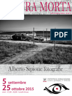 Mostra fotografica di Alberto Sipione