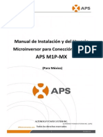 Manual de Instalacion Usuario APS YC500A
