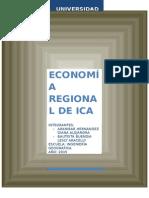 Economía Regional de Ica
