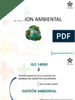 1. Gestion Ambiental