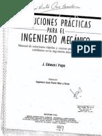 Soluciones Practicas Para El Ingeniero Mecanico