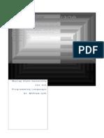 Cobol Language Design and Evaluation