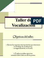 vocalizacion