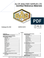 BAS Catalogue No. 832 - Mar 2015