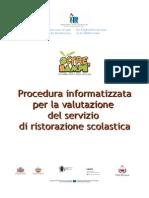 PROCEDURA schede valutazione servizio on line.doc