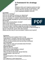 7S Framework...strategic management