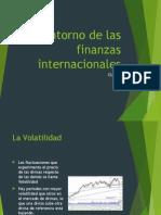 El Entorno de Las Finanzas Internacionales