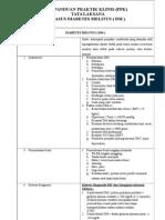 PPK Dan CP Diabtes Militus - Copy